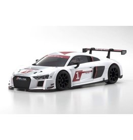 KYOSHO KYO32323AS-B MINI-Z RWD AUDI R8 LMS WHITE 2015