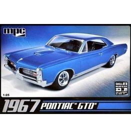 MPC MPC710 1/24 1967 PONTIAC GTO