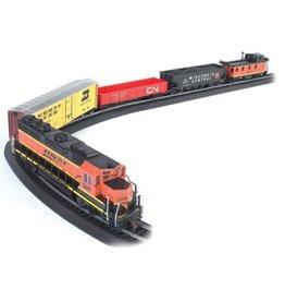BACHMANN BAC00706 RAIL CHIEF TRAIN SET