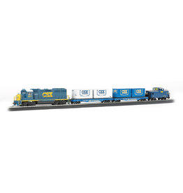 BACHMANN BAC00734 COASTLINER TRAIN SET