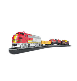BACHMANN BAC00740 CANYON CHIEF TRAIN SET