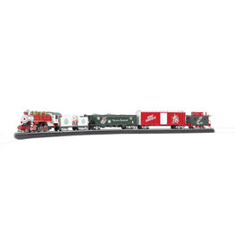 BACHMANN BAC00741 NORMAN ROCKWELL CHRISTMAS TRAIN SET