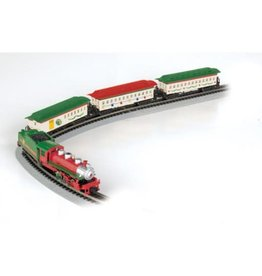 BACHMANN BAC24017 SPIRIT OF CHRISTMAS TRAIN SET