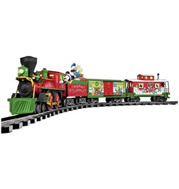 LIONEL LNL711773 DISNEY MICKEY MOUSE CHRISTMAS EXPRESS TRAIN SET