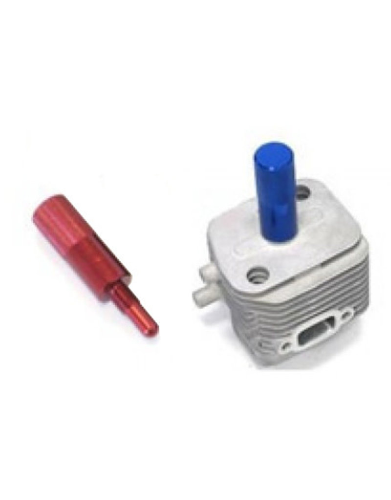 DDM RACING 2-STROKE PISTON STOPPER RED