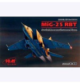 ICM ICMS8901 1/48 MIG-25 RBT SVT MODEL