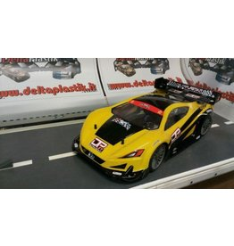 DELTA PLASTIK USA DP0178/2 GT178  BODY: CLEAR