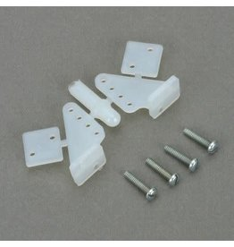 DU-BRO DUB107 CONTROL HORNS (1/2A)