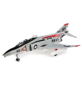 E-FLITE EFL7950 F-4 PHANTOM II 80MM BNF BASIC AS3X/SAFE