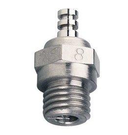 O.S. ENGINES OSMG2691 O.S. GLOW PLUGS NO. 8 LONG MEDIUM