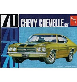 AMT AMT1143M 1/25 70 CHEVY CHEVEY CHEVELLE SS 2T