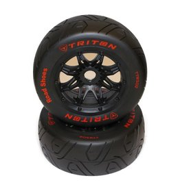 TRITON RACING TT323 TRITON STREET TIRES AND WHEELS