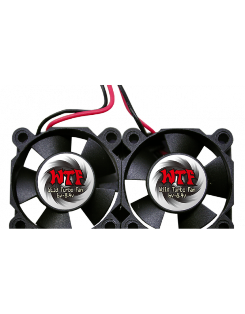 WILD TURBO FAN WTF3010 TWIN FAN