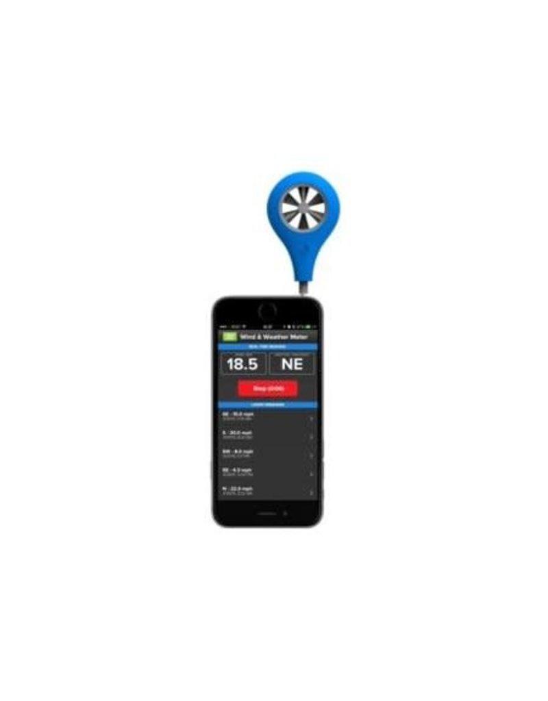 WEATHERFLOW WFANO-01 WEATHERFLOW WINDMETER FOR SMARTPHONES