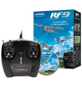 REALFLIGHT RFL1100 REALFLIGHT 9 R/C FLIGHT SIMULATOR