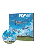 REALFLIGHT RFL1101 REALFLIGHT 9 SIMULATOR SOFTWARE ONLY