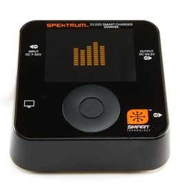 SPEKTRUM SPMXC1000 SMART S1200 DC CHARGER 200W