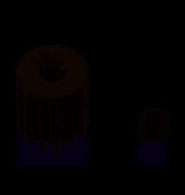 ROBINSON RACING RRP1813 13T PINION .5 MOD
