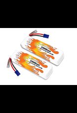MAXAMPS BATTERIES MAXAMPS 3S LIPO 11.1V 12000XLMAH 100C WITH EC5 INFRACTION PAIR: EC5 (2)
