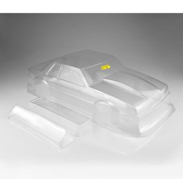JCONCEPTS JCO0362 1991 FOX BODY FORD MUSTANG: CLEAR
