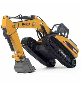 HUINA HUN11580 1/14 SCALE ALL METAL EXCAVATOR