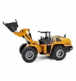 HUINA HUN11583 1/14 SCALE RC BULLDOZER METAL EDITION