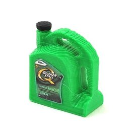 EXCLUSIVE RC EXC-ERC92-QS EXCLUSIVE RC 1 GALLON OIL JUG (QUAKER STATE)