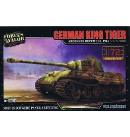 WALTERSONS WAL873002A GERMAN KING TIGER