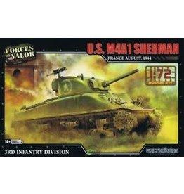 WALTERSONS WAL873004A U.S. M4A1 SHERMAN