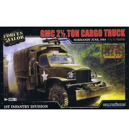 WALTERSONS WAL873006A GMC 2.5 TON CARGO TRUCK