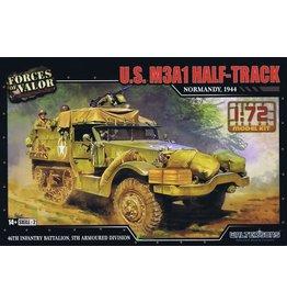 WALTERSONS WAL873007A U.S. M3A1 HALF-TRACK