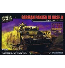 WALTERSONS WAL873008A GERMAN PANZER  KURSK 1943