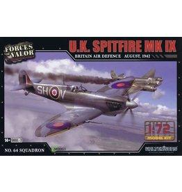 WALTERSONS WAL873009A U.K. SPITFIRE MK IX