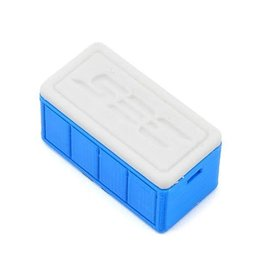SCALE BY CHRIS SBC005BLUE SCALE SMALL ICE CHEST BLUE