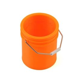 SCALE BY CHRIS SBC048OB SCALE 5 GALLON BUCKET ORANGE