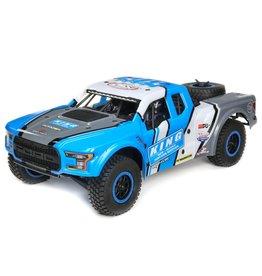 LOSI LOS03020T1 BLUE LOSI KING SHOCKS FORD RAPTOR BAJA REY 1/10TH 4WD DT RTR