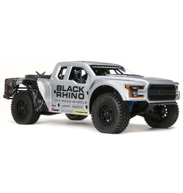 LOSI LOS03020T2 GRAY LOSI BLACK RHINO FORD RAPTOR BAJA REY 1/10th 4WD DT RTR