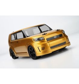 HPI RACING HPI105019 SCION XB BODY TRUE TEN SCALE TOURING CAR SIZE