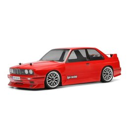 HPI RACING HPI17540 BMW M3 E30 BODY: CLEAR