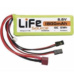 HOBBICO HCAM6426 LiFe 2S 6.6V 1800mAh