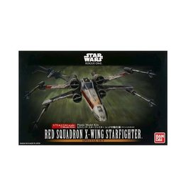 BANDAI BAN210522 RED SQUADRON X-WING STARFIGHTER