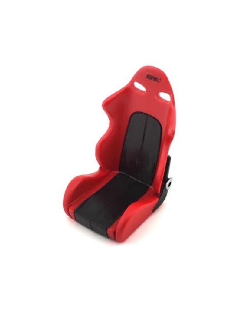SIDEWAYS RC SDWBSEATV2-RD SCALE DRIFT BUCKET SEAT V2 RED