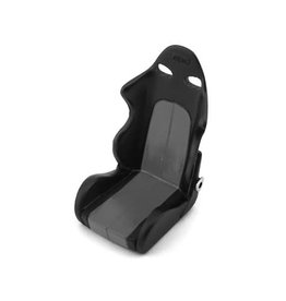 SIDEWAYS RC SDW-BSEATV2-BK SCALE DRIFT BUCKET SEAT V2 BLACK