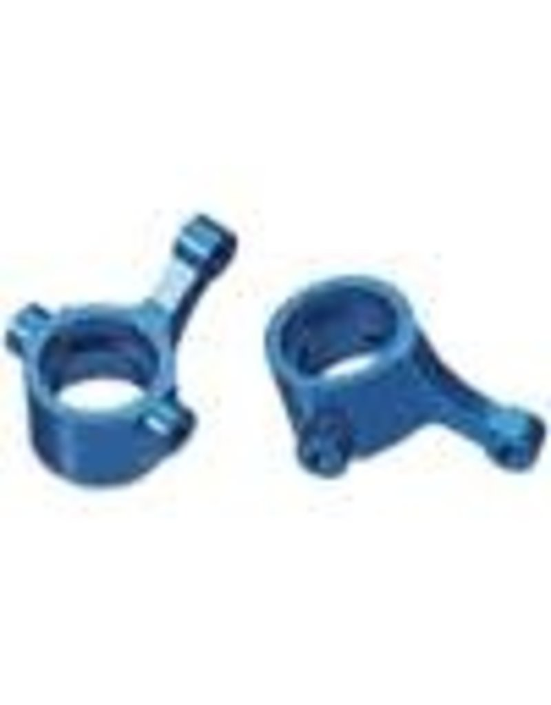 DROMIDA DIDC1104 BLUE ALUMINUM KNUCKLES