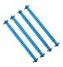 DROMIDA DIDC1108 BLUE ALUMINUM DOGBONES