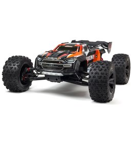 ARRMA ARA110002T2 1/5 KRATON 4WD 8S BLX MONSTER TRUCK RTR: ORANGE