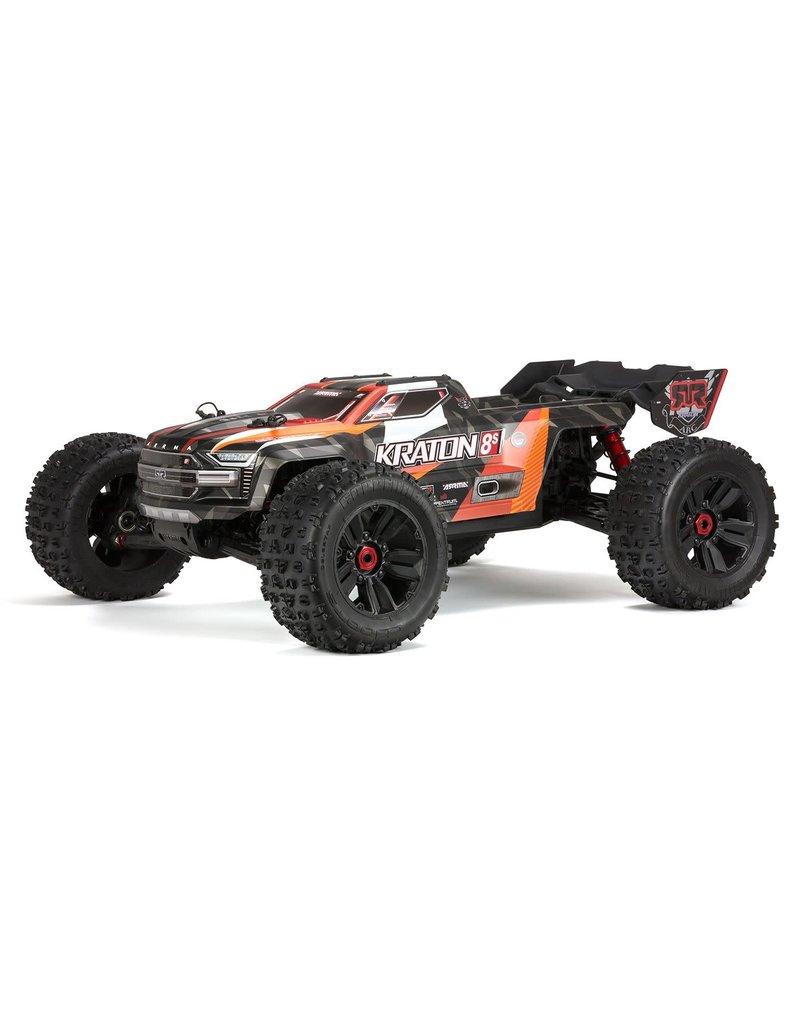 ARRMA ARA110002T2 1/5 KRATON 4WD 8S BLX MONSTER TRUCK RTR: ORANGE