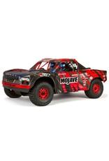 ARRMA ARA106058T2 1/7 MOJAVE 6S BLX DESERT RACER: RED/BLACK
