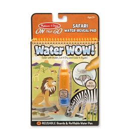 MELISSA & DOUG MD9441 WATER WOW! - SAFARI WATER REVEAL PAD