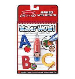 MELISSA & DOUG MD5389 WATER WOW! - ALPHABET